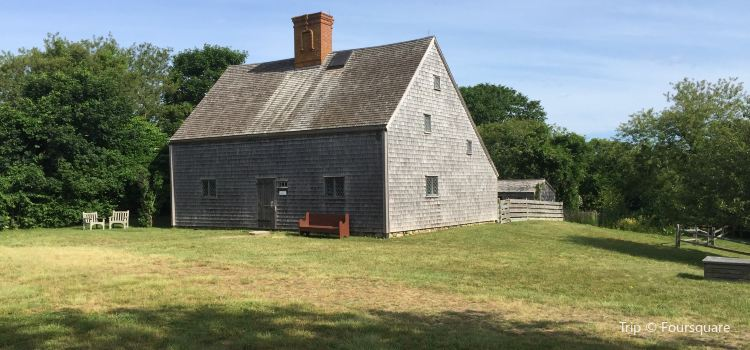 Oldest House (Jethro Coffin House)3