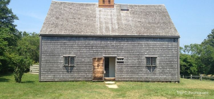 Oldest House (Jethro Coffin House)