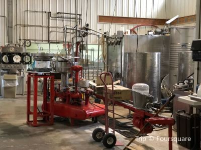 Furnace Brook Winery at Hilltop Orchards