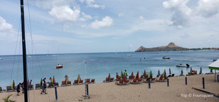 Reduit Beach1