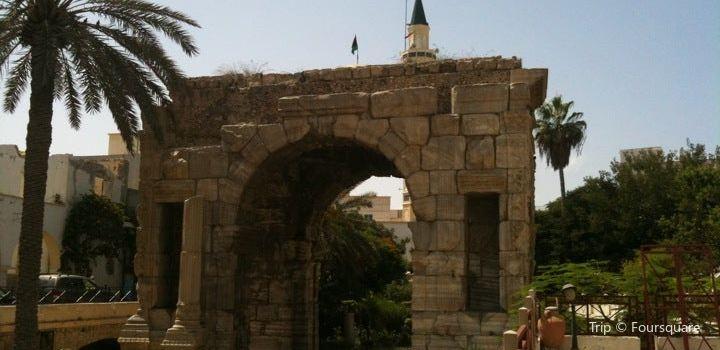The Arch of Marcus Aurelius1