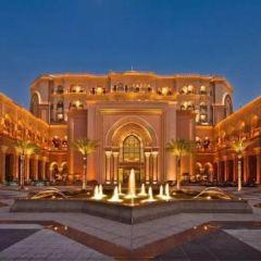 Emirates Palace Hotel Hydroplane Cruise User Photo