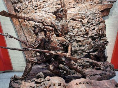 金寨革命烈士陵園