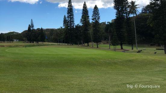 茂納洛亞高爾夫俱樂部