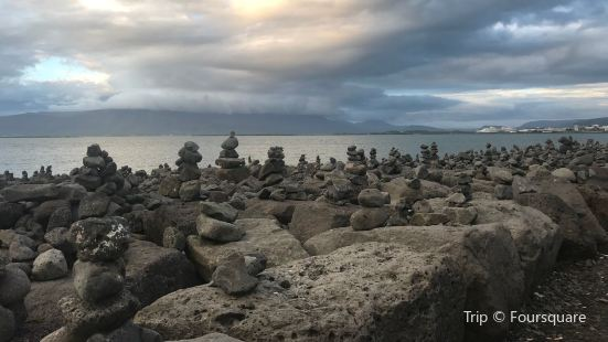 Sculpture and Shore Walk