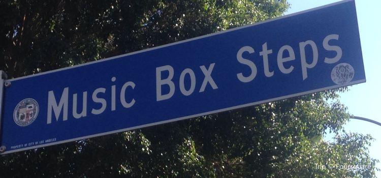 Music Box Steps