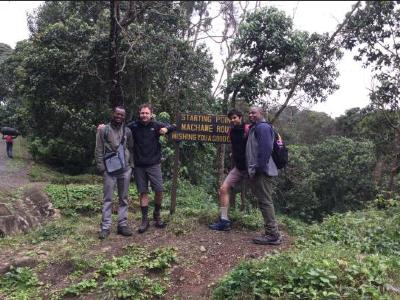 Popote Africa Adventures