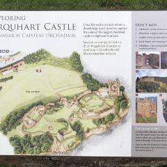 Urquhart Castle 여행 사진