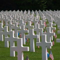 Luxembourg American Cemetery User Photo