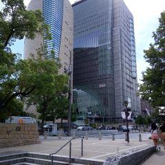NHK 오사카 방송국 BK플라자 여행 사진