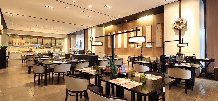 武漢光穀凱悅酒店咖啡廳1