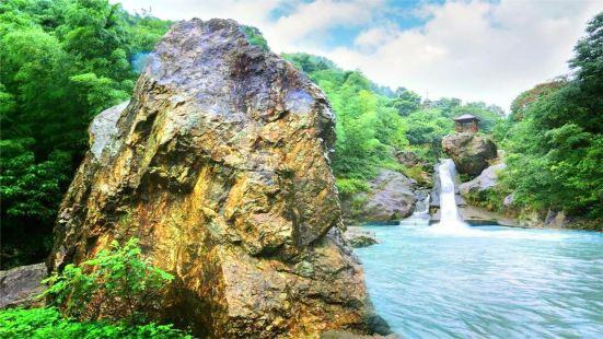 瀏陽鳳凰峽景區