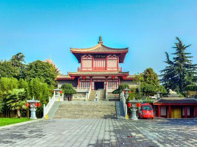 Famen Temple Zhenbaoguan