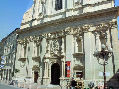 Musée lapidaire d'Avignon