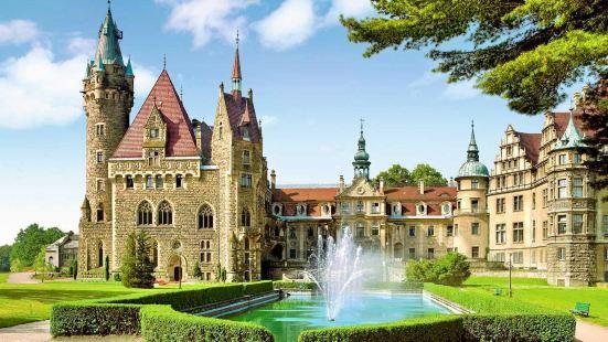 Moszna Castle