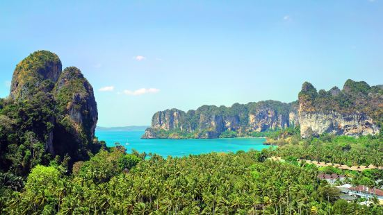 Railay Beach Viewpoint