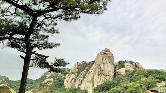 Wulian Mountain - Jiuxian Mountain Cable Car