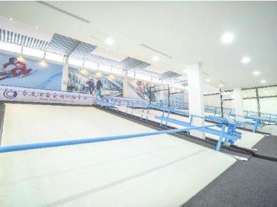 零度滑雪室內訓練中心(環球港店)