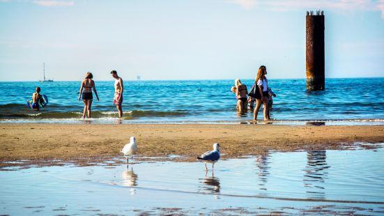席凡寧根海灘