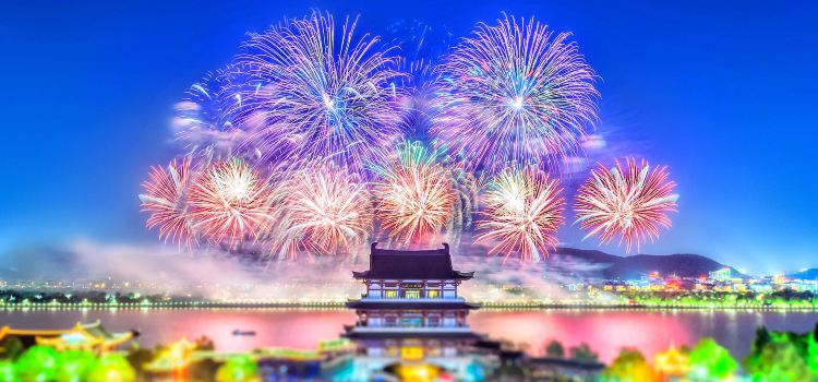 Orange Isle Fireworks