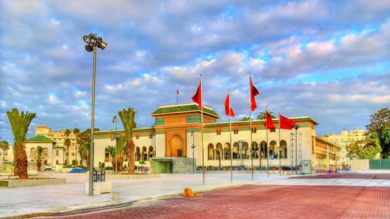 Square of Mohammed V