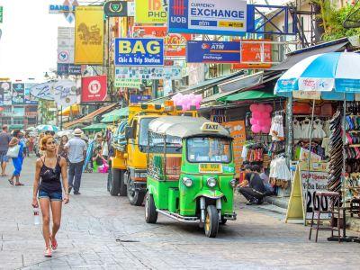 Th Khao San Market