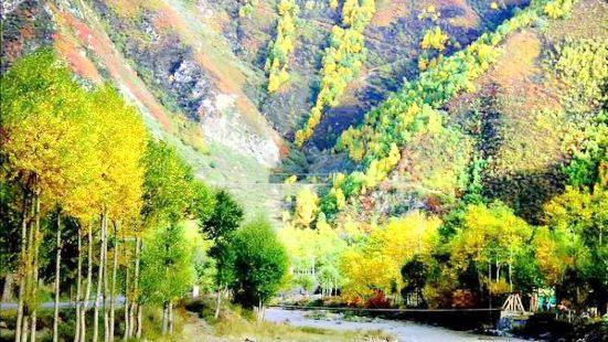 Huangyuan Gorge