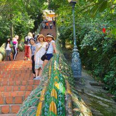 왓 프라탓 도이수텝 여행 사진