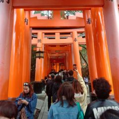 Fushimi Inari Shrine User Photo