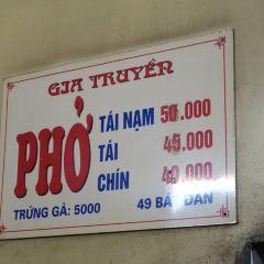 Pho Gia Truyen User Photo