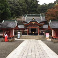 키리시마 진구 여행 사진
