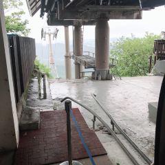 팔공산 케이블카 승차장 여행 사진