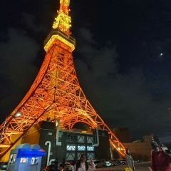Tokyo Tower User Photo