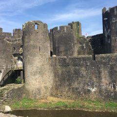 Caerphilly Castle User Photo