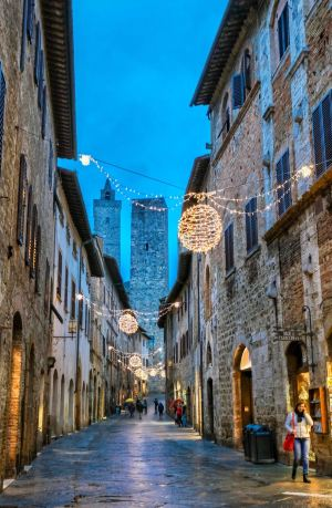 Siena,Recommendations