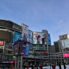 Yonge-Dundas Square User Photo