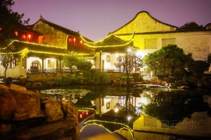 Tianmuhu,totdspringtravel
