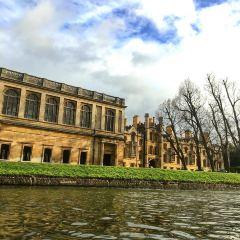 Wren Library 여행 사진