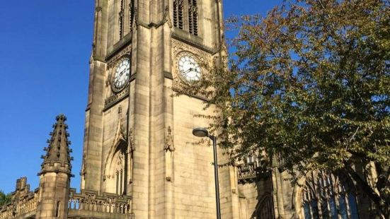 St. Mary's: Manchester's Hidden Gem