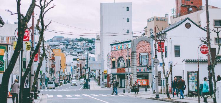 長崎新地中華街3