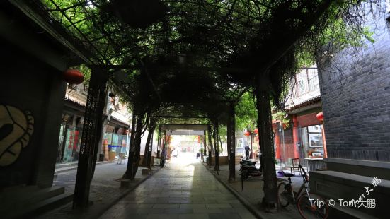 Shuncheng Alley