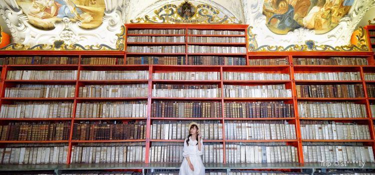Strahov Library1