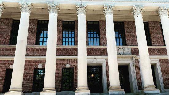 懷德納圖書館