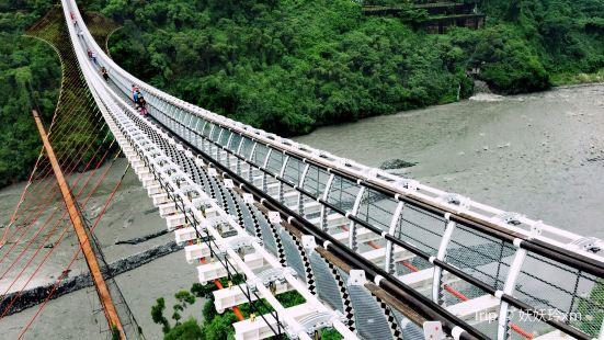 Shanchuan Glass Bridge