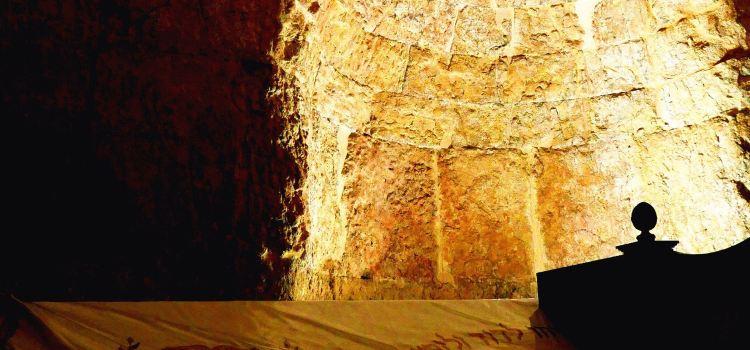 다윗왕의 무덤3