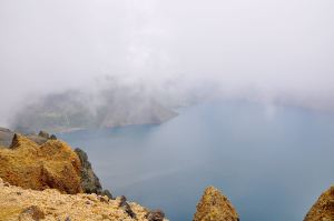 Changbai mountain,springholiday