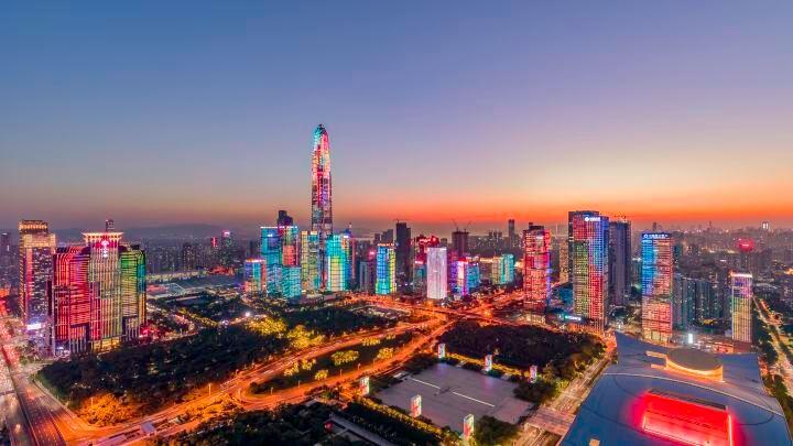 深圳旅行分享