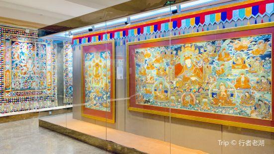 黃南州熱貢畫院