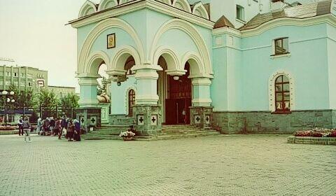 赤塔喀山聖母聖像教堂