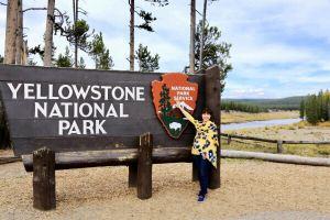 黃石國家公園,KOL打卡熱點